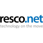 Logo Resco.net technology on the move