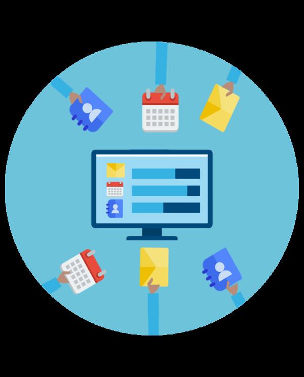 Migrace emailů kalendářů a kontaktů do Office 365