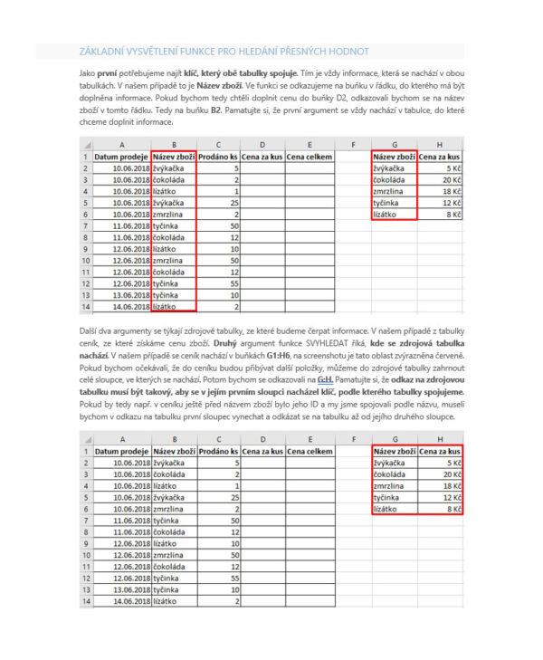 Screenshot_1 Excel SVyheldat Vvyhledat