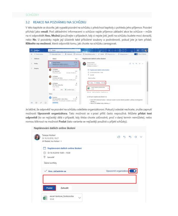 Kalendář Outlook Online 3