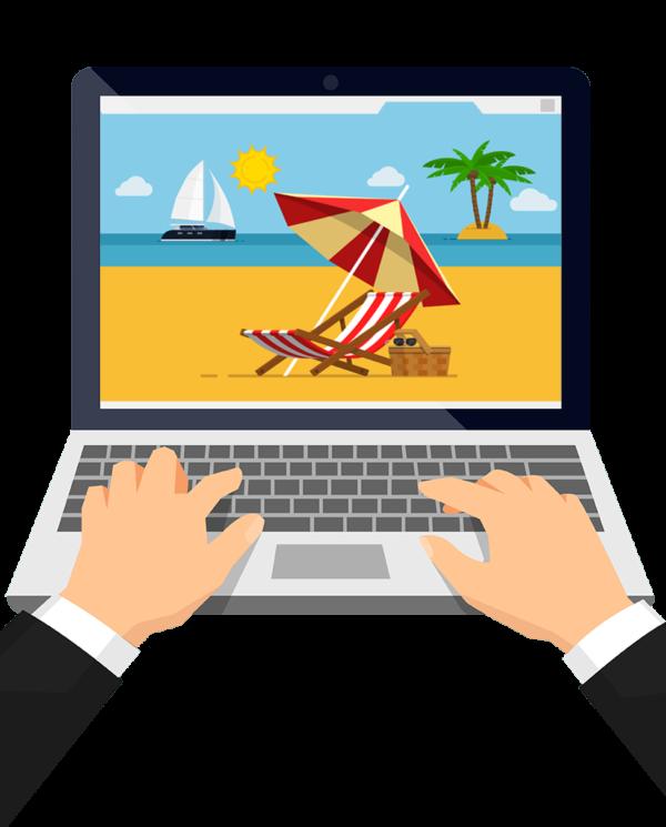 Aplikace Schvalování pracovní dovolené