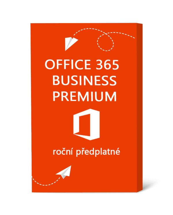 Licence Office 365 Business Premium - roční předplatné