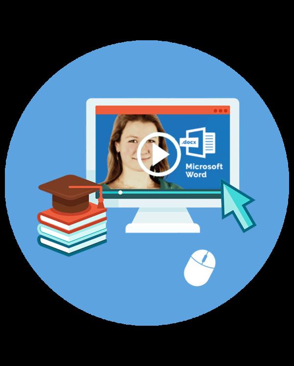 Video kurz Word Vytvářejte perfektní dokumenty