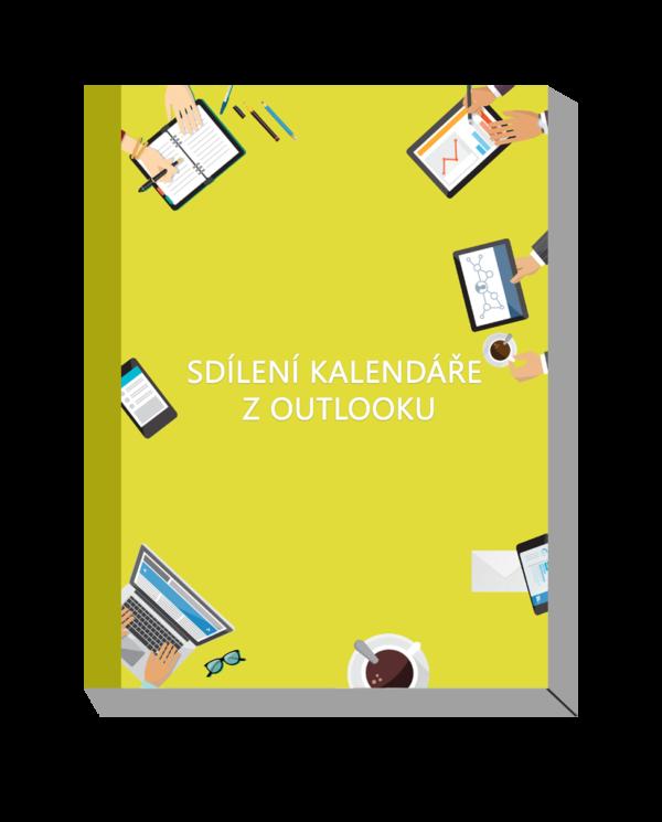 Mini E-book Sdílení kalendáře z Outlooku