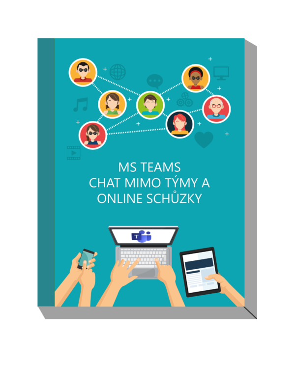 E-book_MS Teams_chat mimo týmy a online schůzky