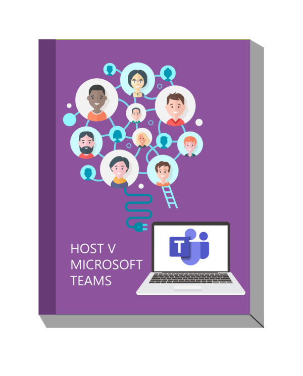 Host v Microsoft Teams