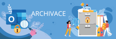 Archivace emailů v Office 365